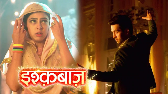 High Voltage Drama : Mannat's life turned hell by Varun's blackmailing in Ishqbaaz