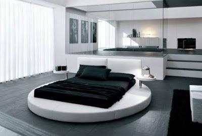 Desain Kamar Tidur Kontemporer Terbaru Menakjubkan