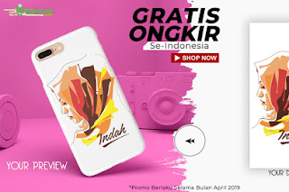 Download Stiker Promo Gratis Ongkir Bulan April 2019 (Update Link)
