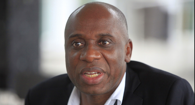 Amaechi seeks National Assembly's approval to borrow $1.5 billion