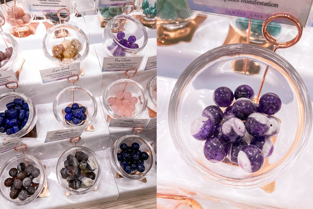 New Age FSG: Handcrafted Crystal Jewelry Beads Workshop