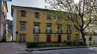 BUILDING / Casas Amarelas (Municipio), Castelo de Vide, Portugal