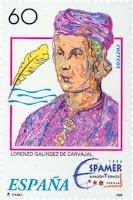 LORENZO GALÍNDEZ DE CARVAJAL