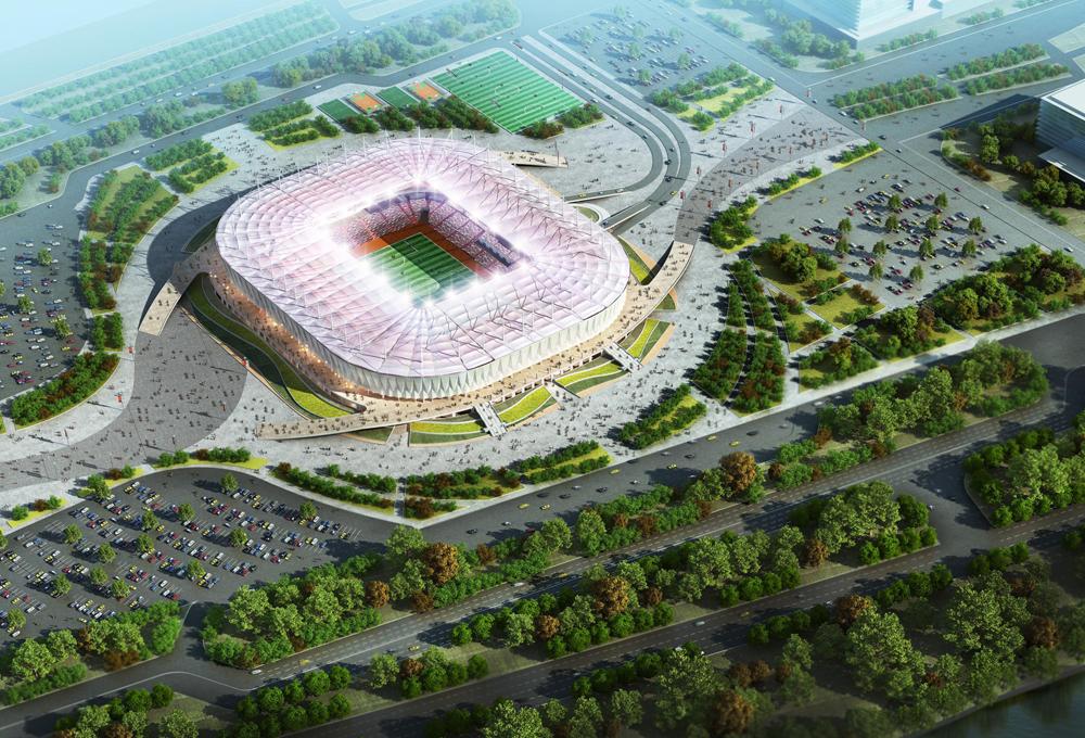 Rostov-on-Don – Rostov Arena - 45.000