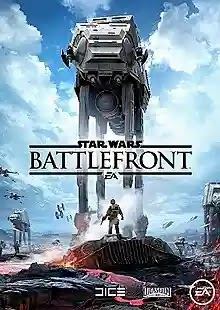 12. لعبة Star Wars Battlefront (2015)