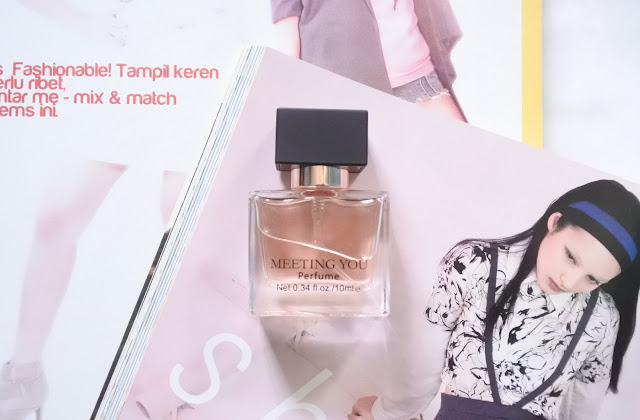 Meeting You Parfume Miniso