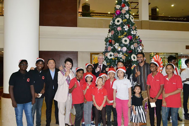 Dorsett Grand Subang Launches The Festive