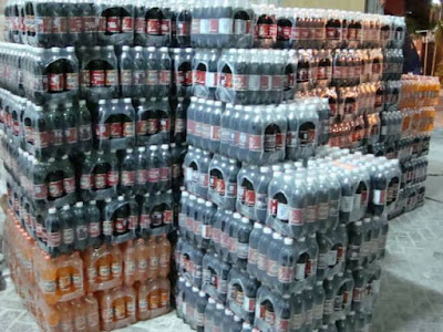 peluang usaha agen minuman kemasan botol maupun cup gelas