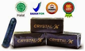 Daftar Harga Crystal X Asli Untuk Organ Kewanitaan Anda Herbal Original NASA di Seluruh Indonesia