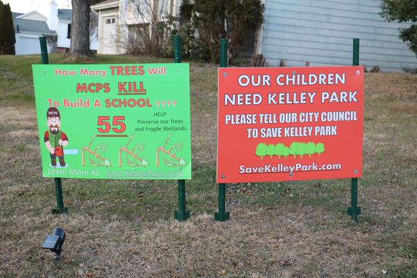 Kelley Park Gaithersburg, Maryland
