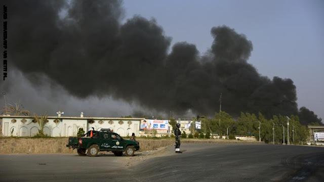 مقتل جندي أمريكي في هجوم بعبوات ناسفة لحركة طالبان في أفغانستان