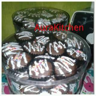 kue brownies lebaran