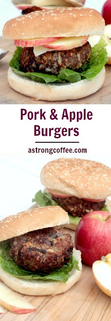 Easy Pork And Apple Burgers