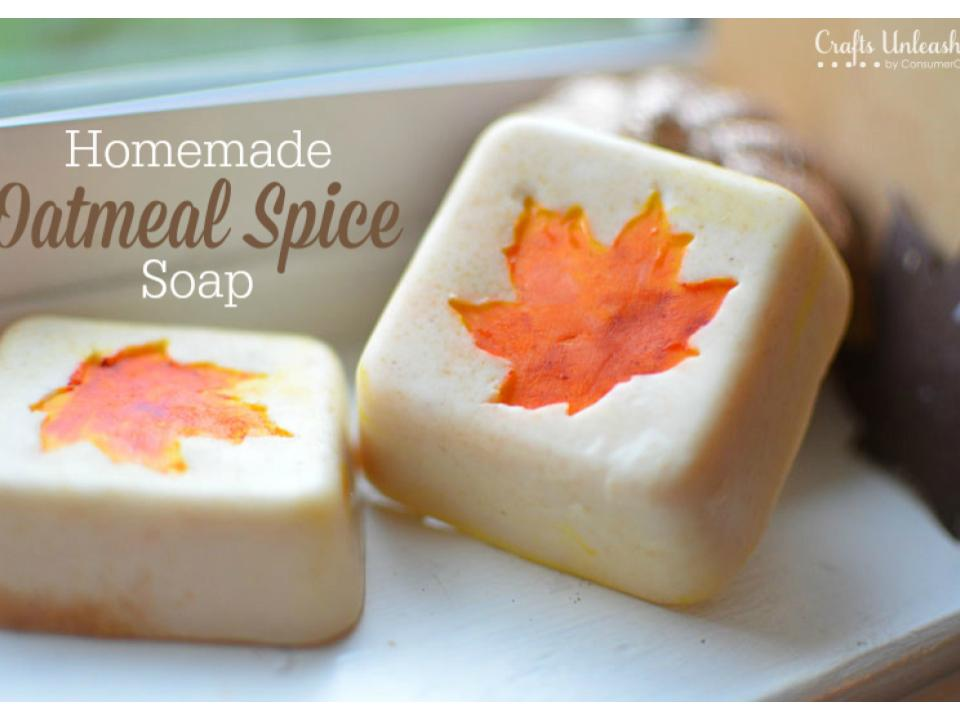 Its Handmade Blog roundup of soap recipes
