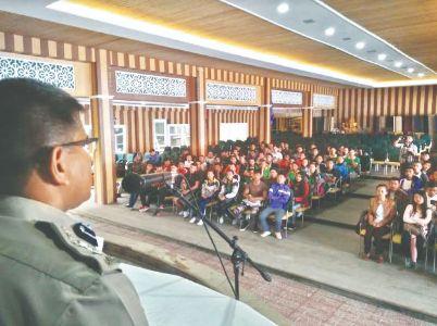 Darjeeling Police free coaching for police, army jobs aspirants