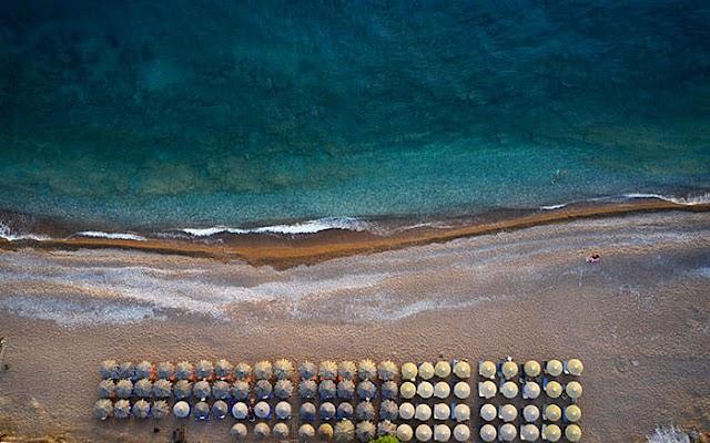 Καλό Νερό: Ενας μικρός επίγειος παράδεισος στην Τριφυλία