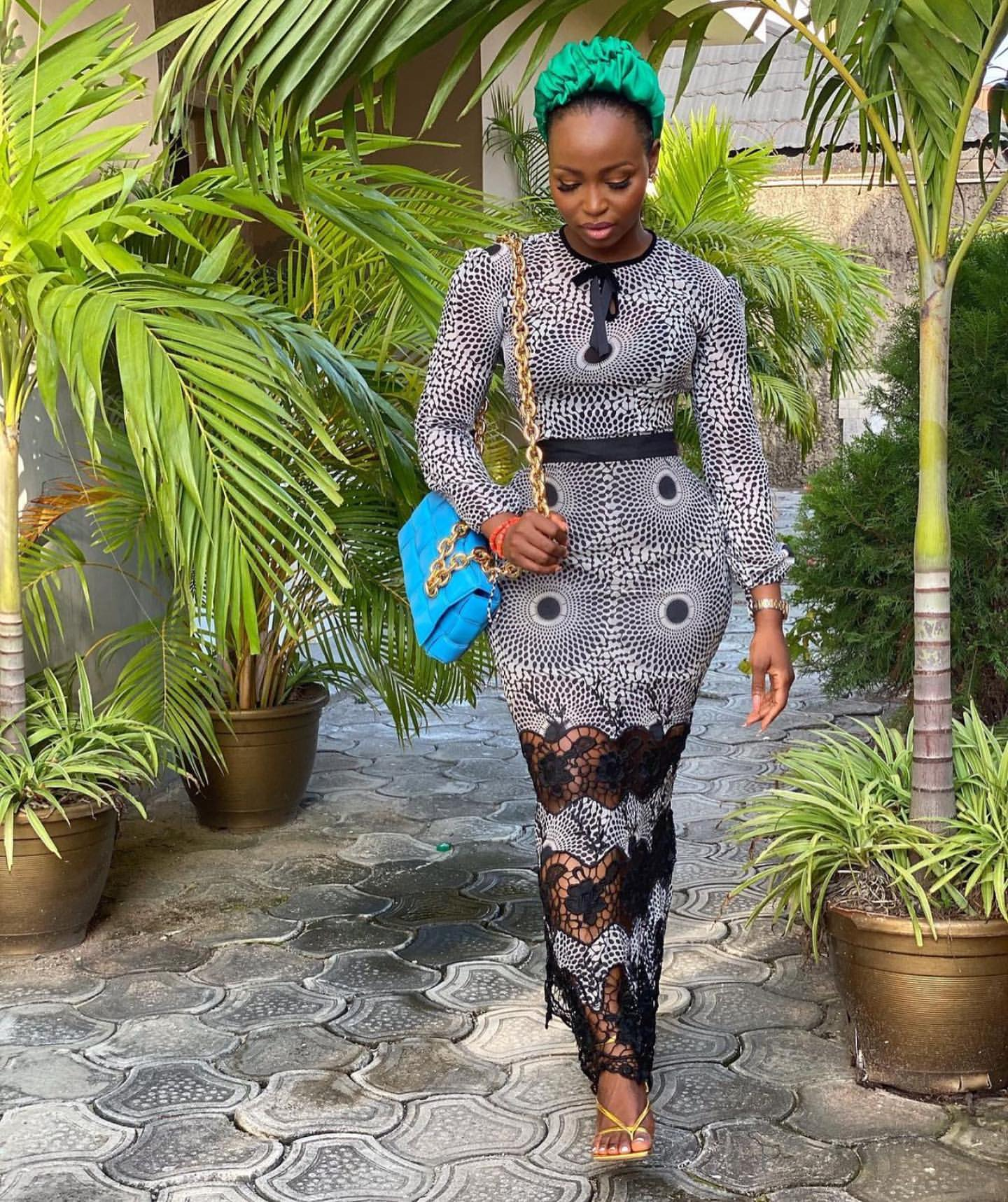 Ankara Fashion Styles - Classy And Amazing Gown Styles You Should Checkout