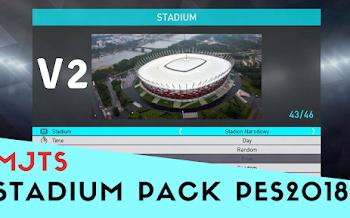 MJTS Stadium Pack   V2   PES2018   Released [24.06.2018]