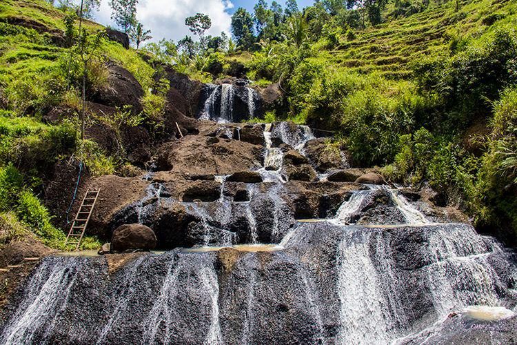air terjun kandang-Destinasi Wisata Alam Jogja Terhits
