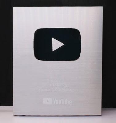 انواع الدروع الثمينة التي تقدمها شركة اليوتيوب كجوئز تحفزية لأصحاب القنوت الكبيرة المتميزة | اجيال الاندلس