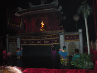 Teatro acuático de Hanoi (Vietnam)