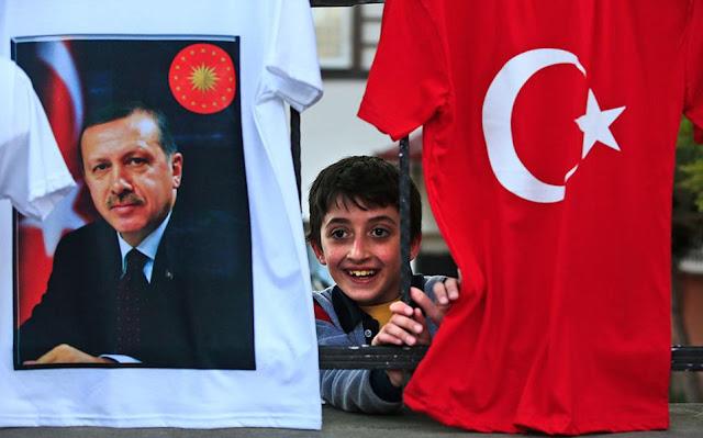 Διχασμένη η Τουρκία απέναντι στον Ερντογάν