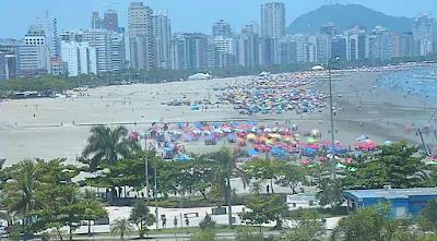 Praias Do Litoral De Sao Paulo Ao Vivo Braovivo Com
