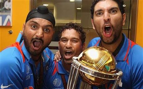 Sachin Tendulkar challenge Yuvraj singh on twitter, fans get fun