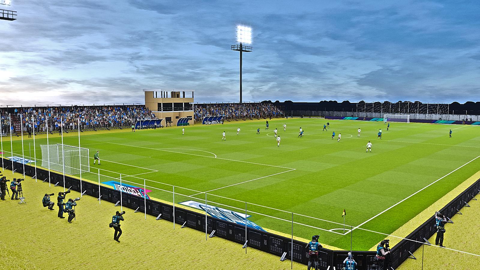 PES 2021 FFB Stadium (Belize)