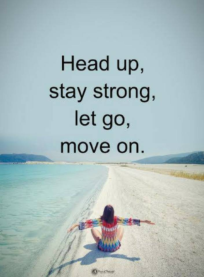 Quotes moving on letting go
