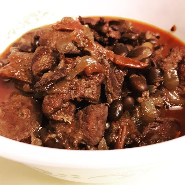 Feijoada Brazilian Black Bean Stew