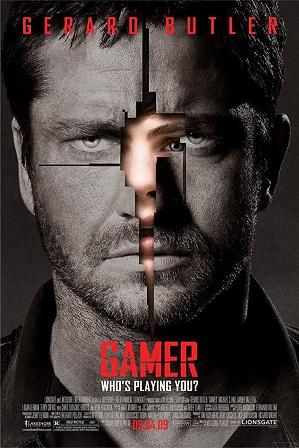 Gamer (2009) Full Hindi Dual Audio Movie Download 480p 720p Bluray