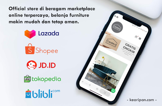 icreate.id official store