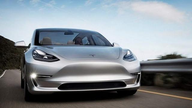 Tesla Model 3 india