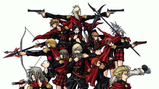 Final Fantasy Type-0 Englisch Patch