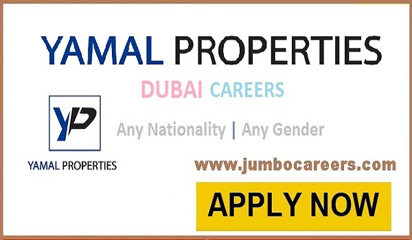 Real Estate Broker Jobs in Dubai
