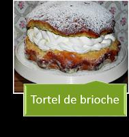 TORTEL DE BRIOCHE