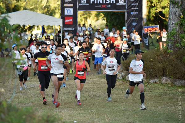 Salomon Xtrail Run 2015 Bacolod Leg winners