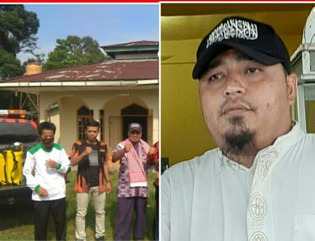Breaking News, Ketua FPI Desak Bupati Kuantan Singingi Riau Tutup Rumah Ibadah Tanpa IMB