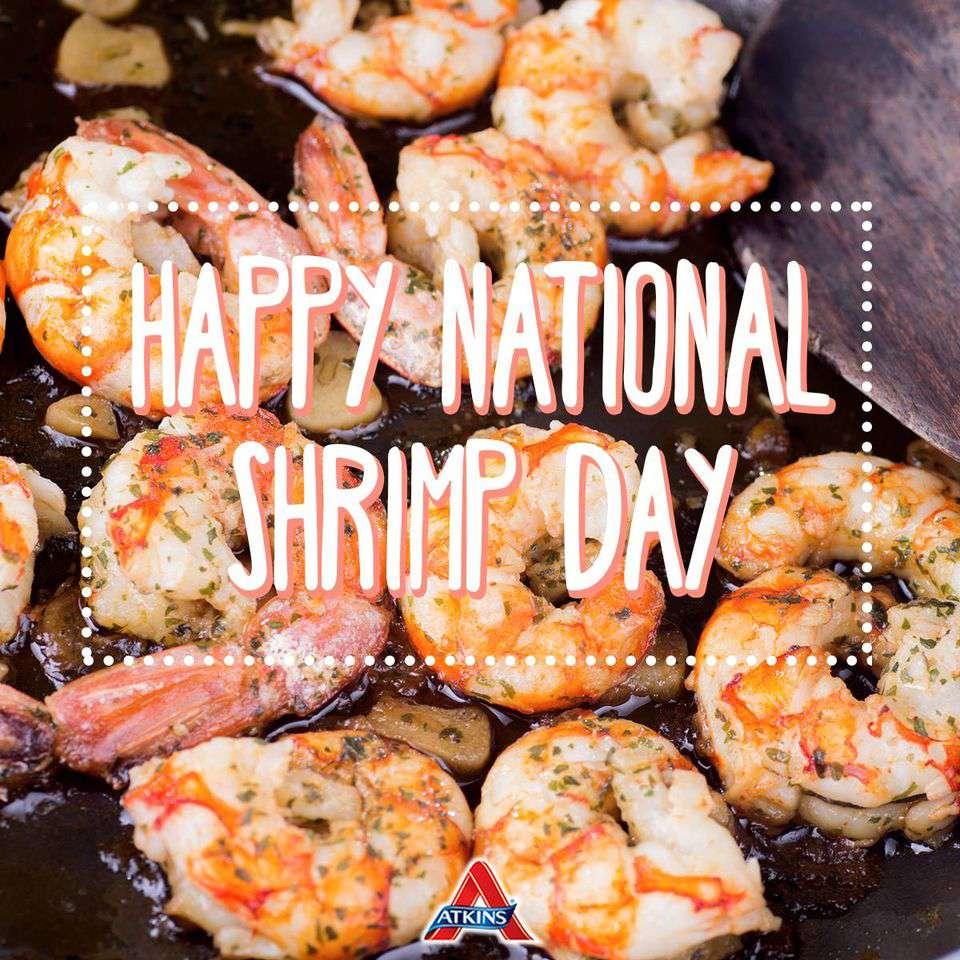 National Shrimp Day Wishes Photos