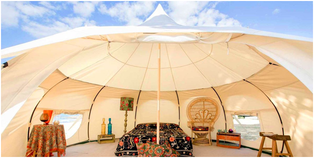 Go Glamping Instead of Camping On Your Next Vacation. Here's Why!