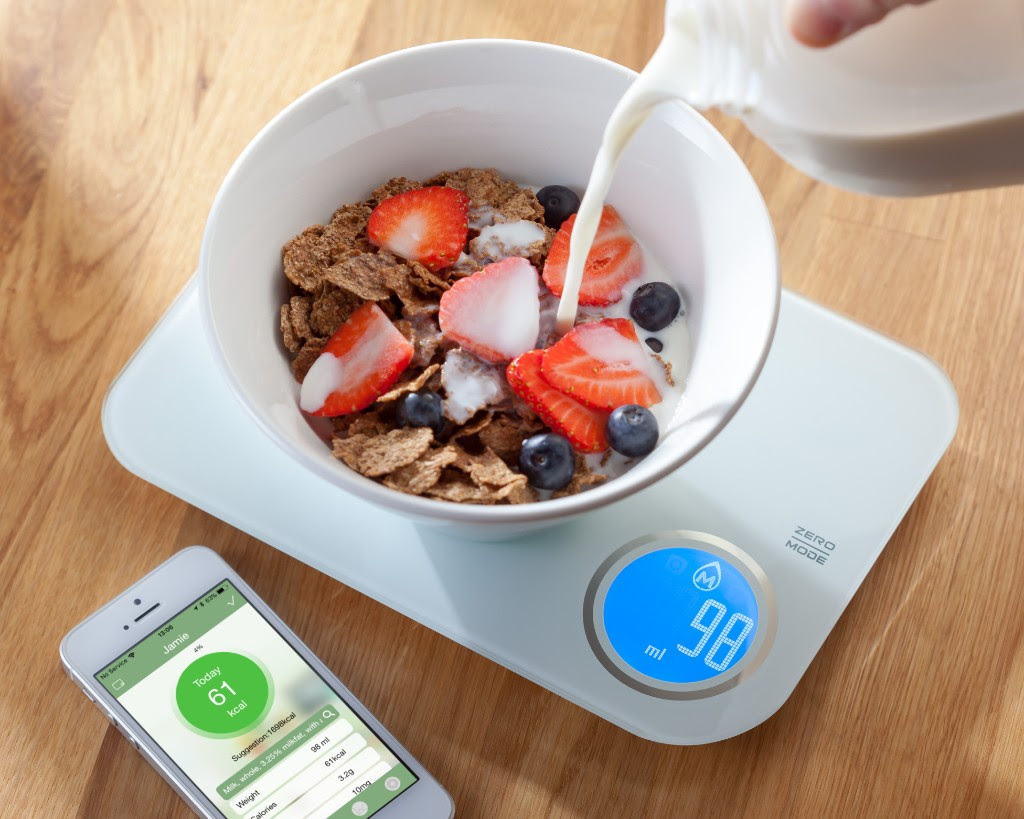 Kitchen and Bluetooth Diet Scale from Stellar