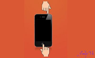 Cách lấy lại mật khẩu màn hình iPhone