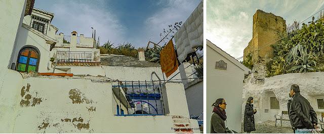 bairro cigano do Sacromonte, Granada