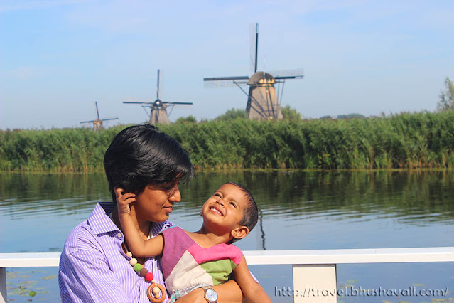 Kinderdijk Windmills - UNESCO World Heritage Sites in Netherlands