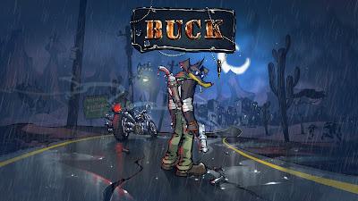 טריילר חדש של המשחק הישראלי Buck נחשף