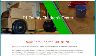 Preschool and Toddler Registration - Begins Jan 25, 2021