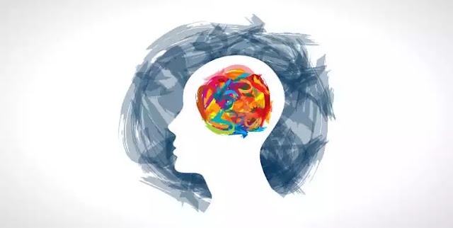 What is ontology in psychology? human brain art, language mind image