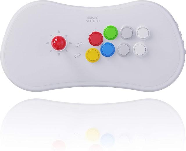 NEO GEO Arcade joystick PRO - Fight stick Reseña