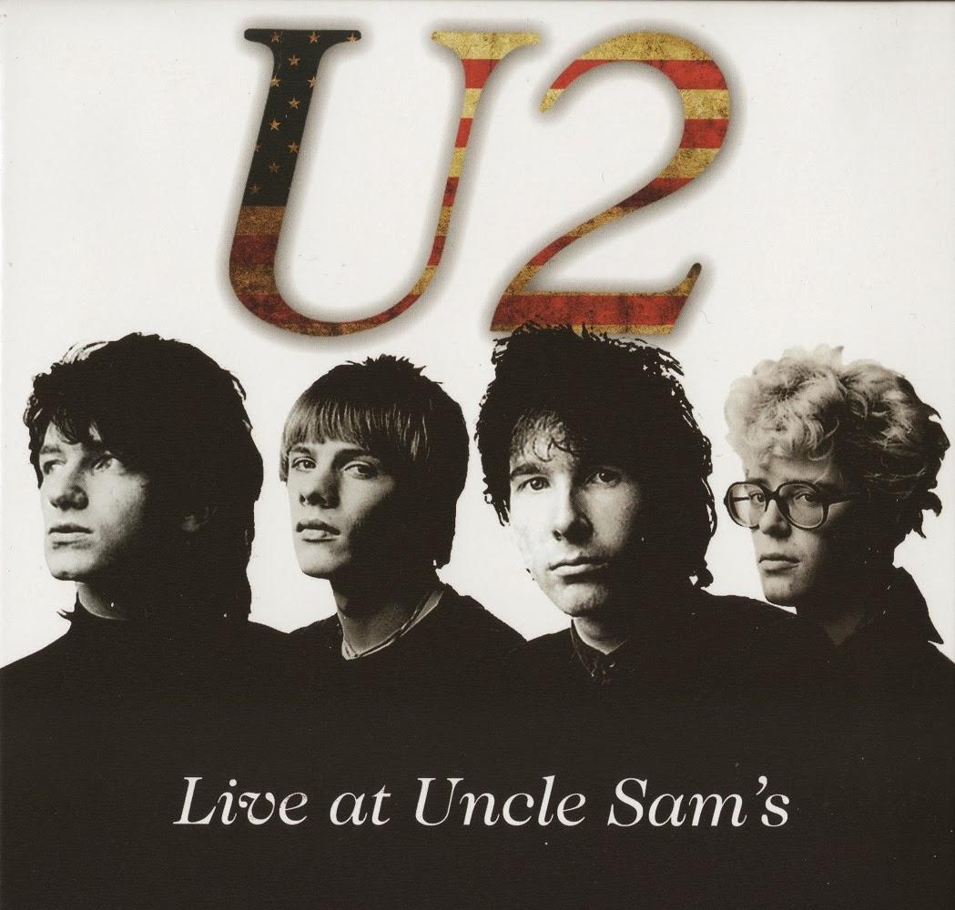 U2 live Flac